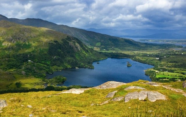 Killarney Lakes, Ring of Kerry
