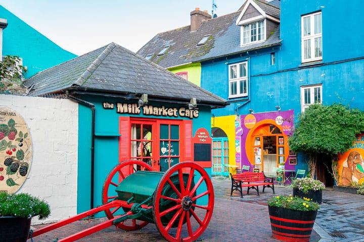 Milk Market Cafe, Kinsale
